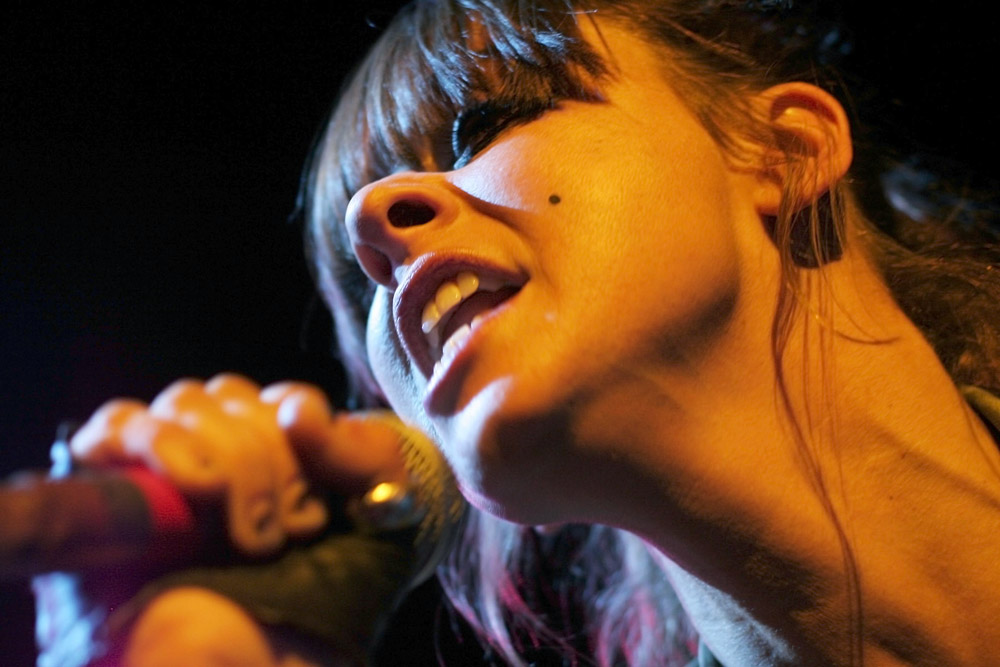 Cat Power, February 10, 2008, at the Vic