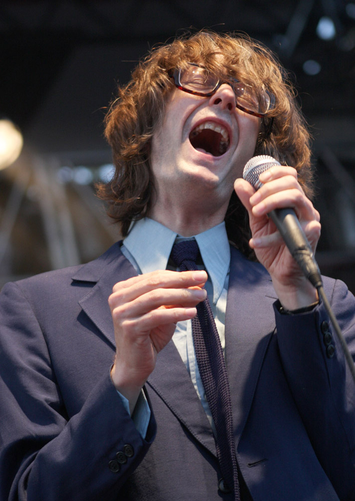 Jarvis Cocker, July 19, 2008, at the Pitchfork Music Festival