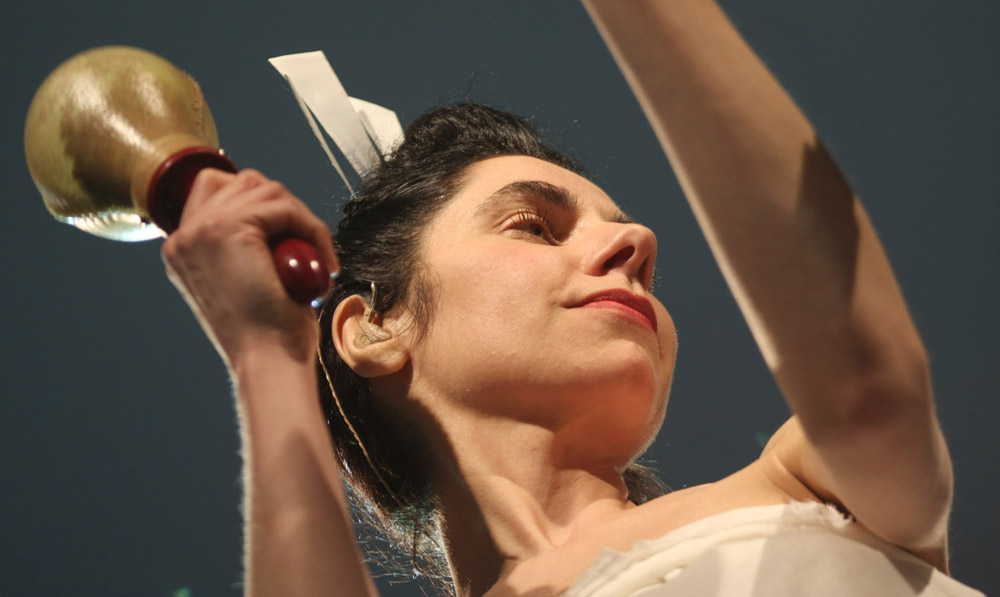 PJ Harvey, March 21, 2009, at SXSW