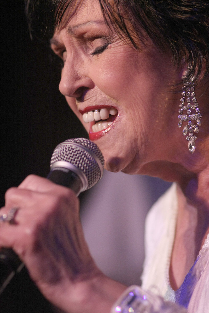 Wanda Jackson, August 27, 2010, at FitzGerald's.