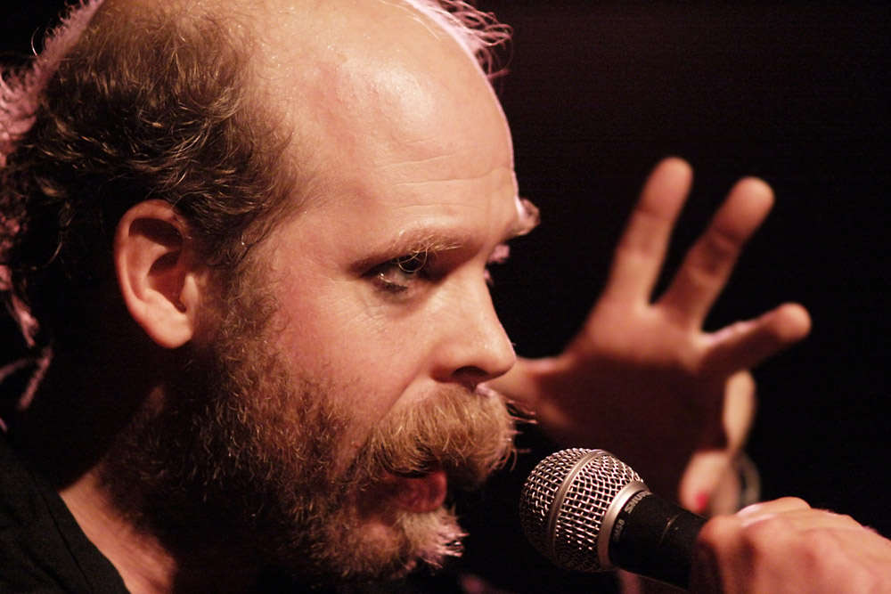 """Bonnie """"Prince"""" Billy, September 29, 2010, at Lincoln Hall"""
