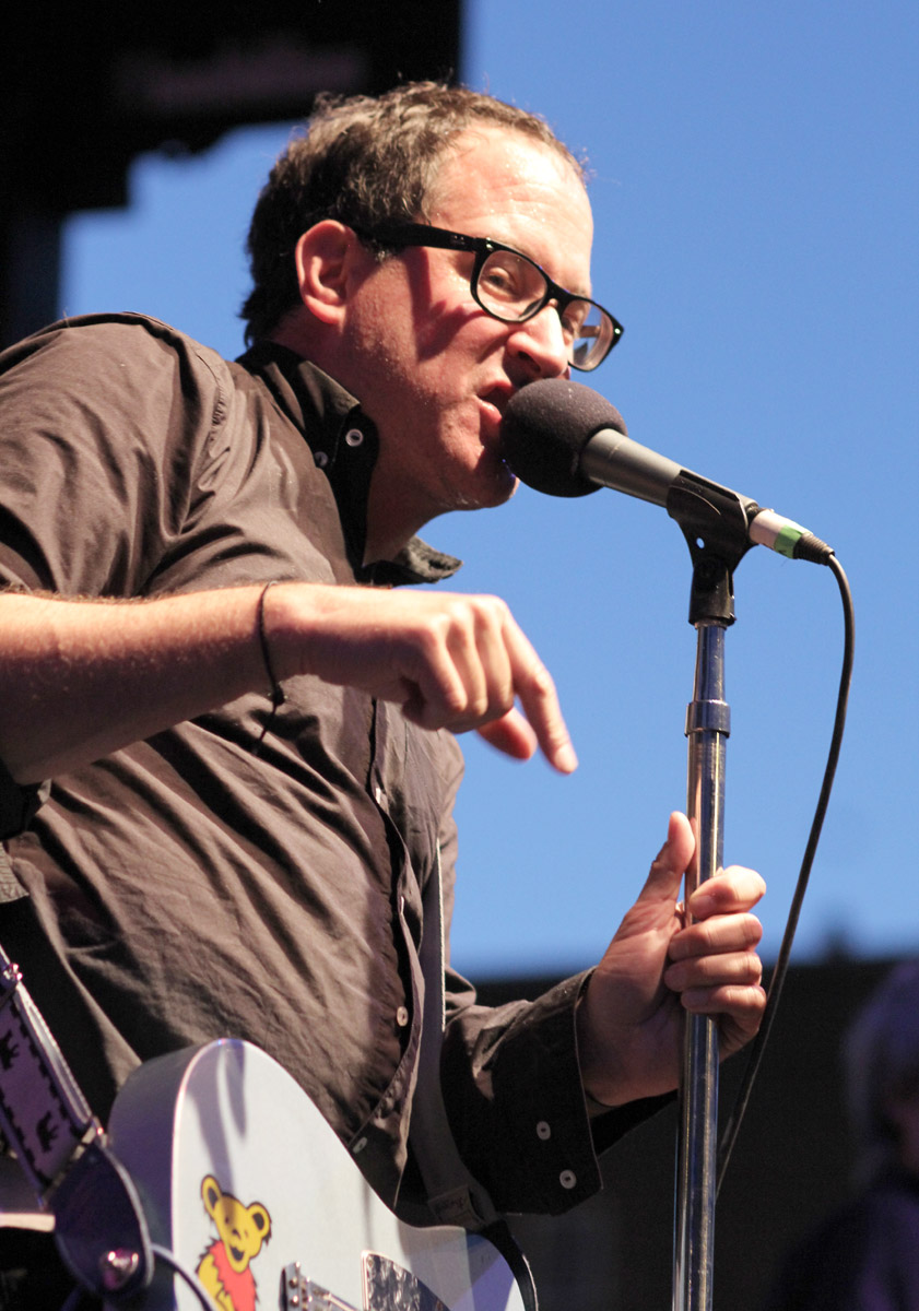 The Hold Steady, June 17, 2012, at the Taste of Randolph Street.