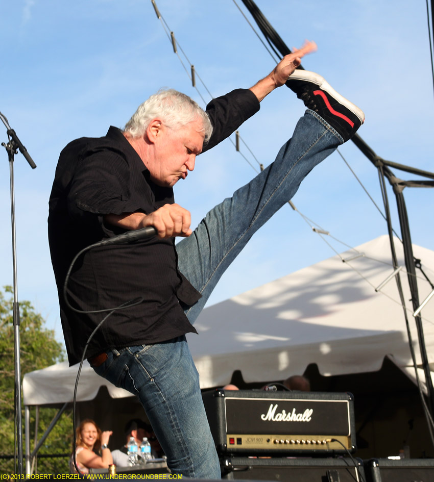 Guided By Voices, September 14, 2013, at Riot Fest, Chicago