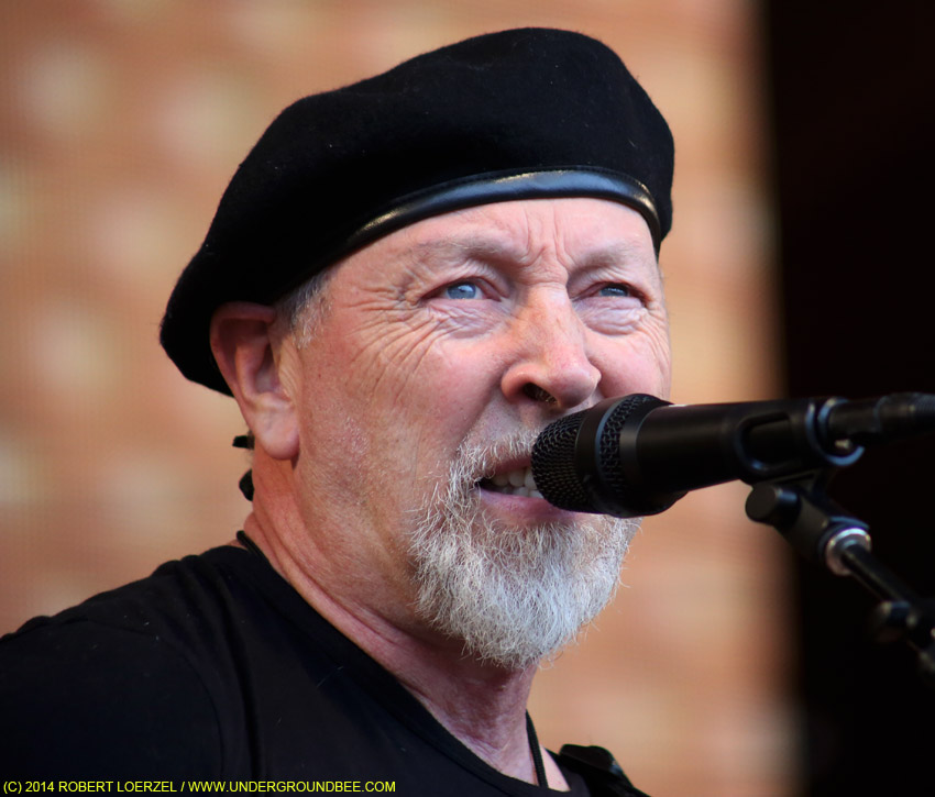 Richard Thompson, June 16,  2014, at Millennium Park