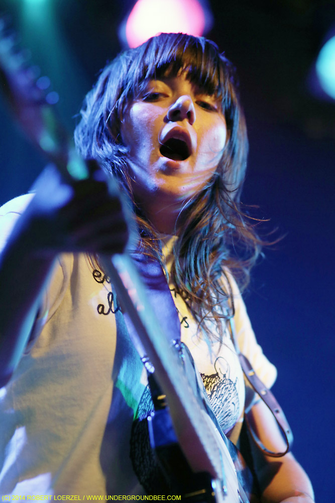 Courtney Barnett, July 30, 2014, at Schubas