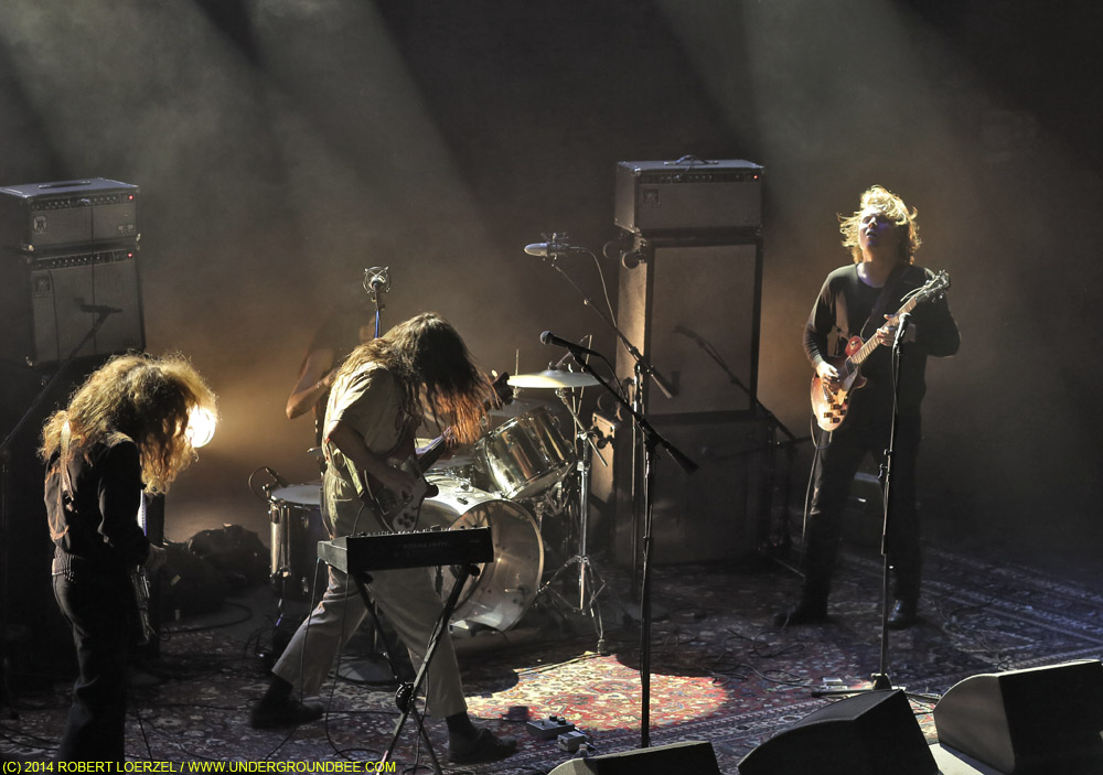 Ty Segall, September 23, 2014, at Thalia Hall