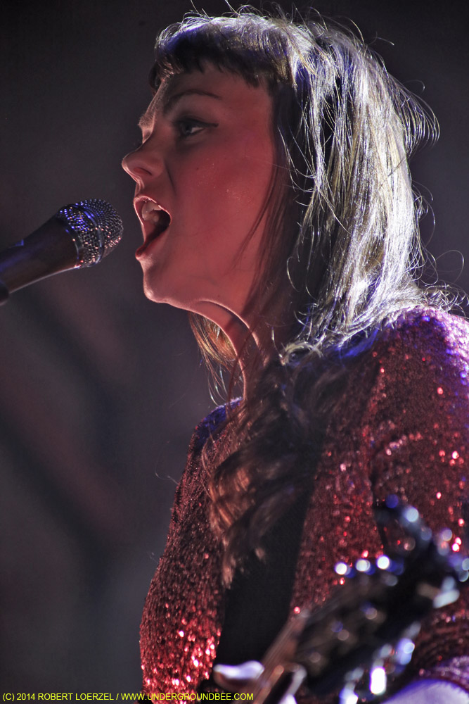 Angel Olsen, November 29, 2014, at Thalia Hall