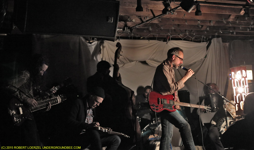 DRMWPN, January 31, 2015, at the Hideout