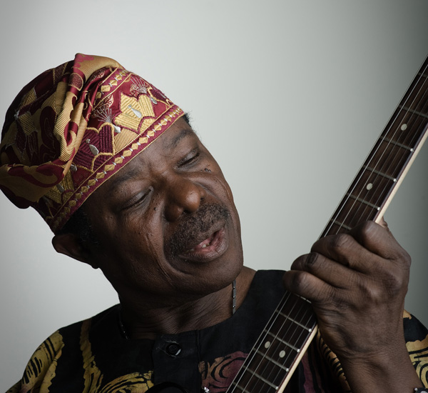 King Sunny Ade. Photo by Michael Weintrob.